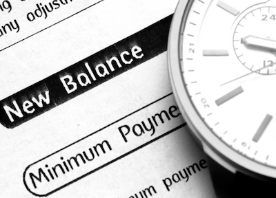 Does Paying the Minimum Hurt Your Credit Score