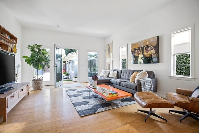 Extreme Makeover's Ty Pennington Lists Bright and Beautiful Venice Beach Home