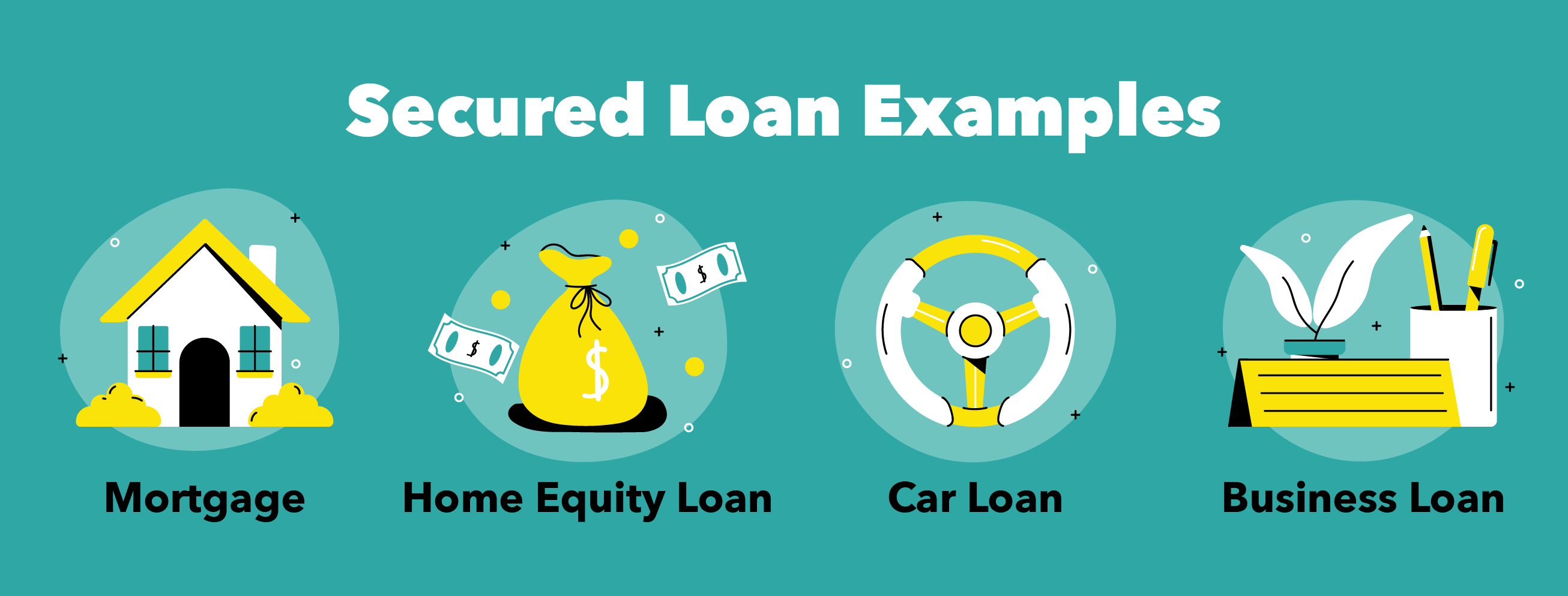Secured vs. Unsecured Loans: Here's the Difference
