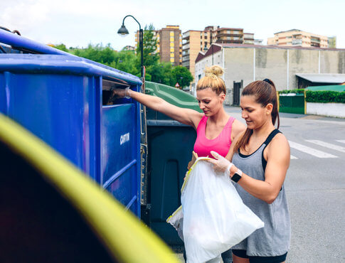 Stop! It's Illegal to Throw Away These 9 Things | ApartmentSearch